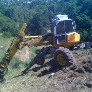 Simi Valley Slope Brush Cutting 2011